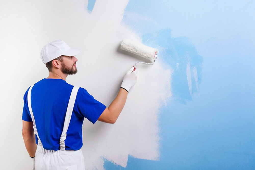 first-class exterior painting